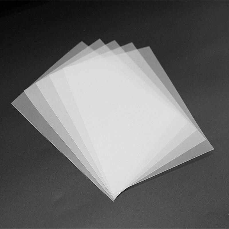 Купить устойчивая к высоким температурам прозрачная копировальная пластина
