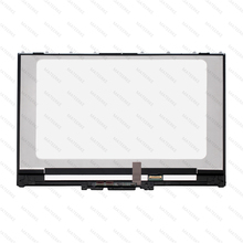 FHD LCD Screen Touch Display Digitizer Assembly for Lenovo Yoga 720-15IKB 80X7 lenovo yoga 920 13ikb 4k assembly lp139ud1spc1 lcd touch screen assembly