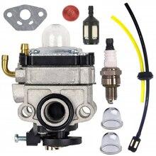 Carburetor For Makita BHX2500 Blower Part OEM 168641-9 592-60220-01 592-60220-00 Motorcycle Carburetor Carburador Lawn Mower Kit