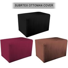 Footstool Sofa Cover Stretch…