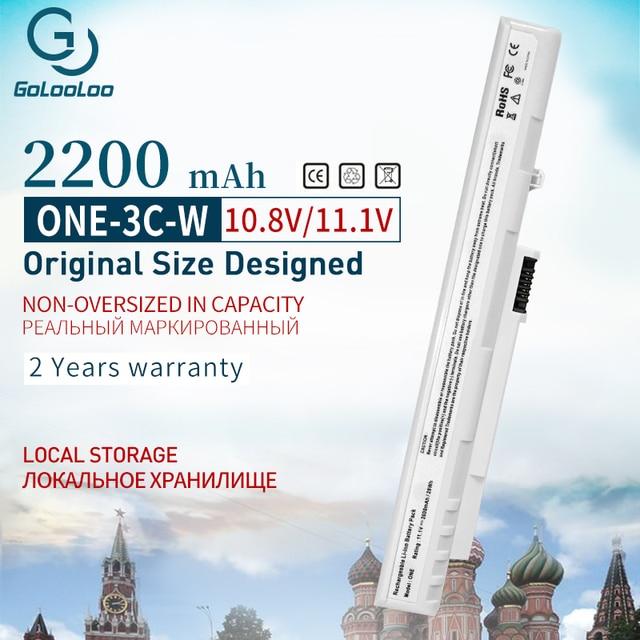 11.1 V 2200 MAh Pin Cho Laptop Acer Aspire Pro 531 H ZG5 KAV10 KAV60 A110 A150 D150 D250 p531h AoA110 AoA150 AOD150 Trắng