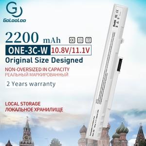 Image 1 - 11.1v 2200 mAh بطارية كمبيوتر محمول لشركة أيسر أسباير برو 531h ZG5 KAV10 KAV60 A110 A150 D150 D250 P531h AoA110 AoA150 AOD150 الأبيض
