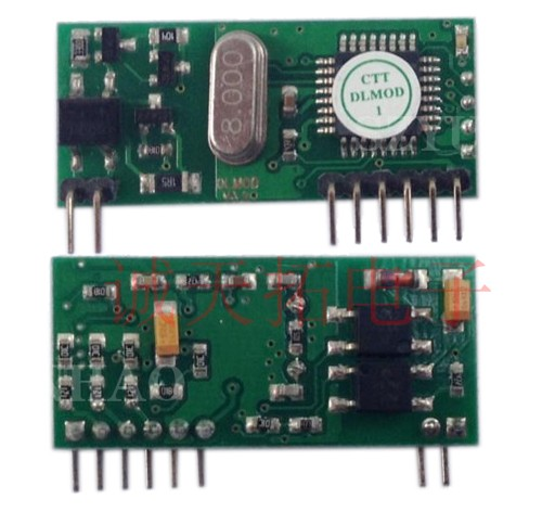 DT6 4-channel PWM DALI Protocol Decoding Module, LED Lamps RGBW Color Adjustment Dali Pwm Dimming Module
