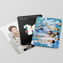 Bangtan7 MOTS: The Journey Lomo Cards Set (54 Pcs)