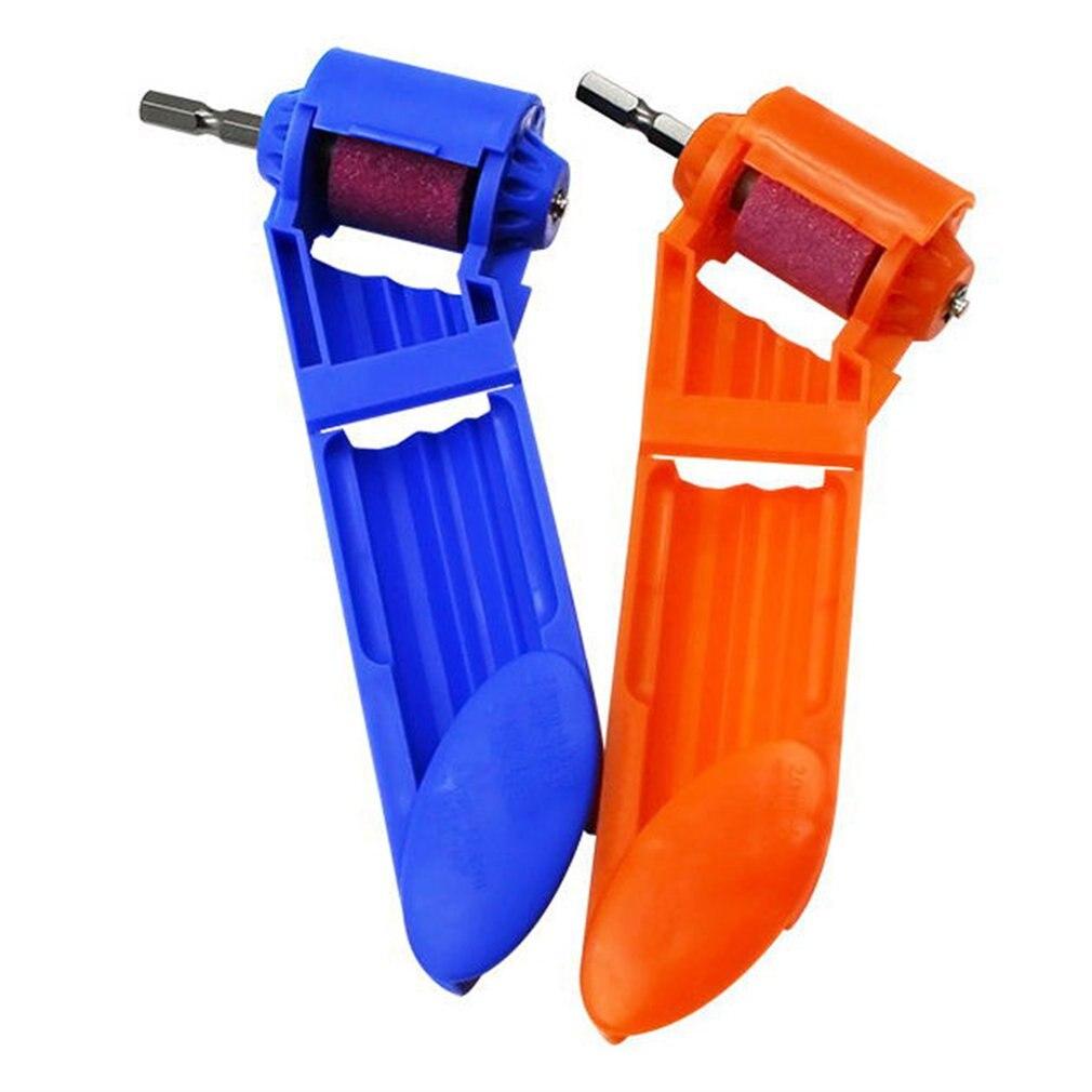 Tragbare Bohrer Grinder Bit Kit Spitzer Schleifen Rad Elektrische Messer Twist Bohrer Mini Winkel Schleifen Maschine Power Tool
