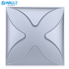 Decorative-Panel Home-Decor 3d Plaster 30cm Wall-Sticker Adhesives Cutting Rose-Flower