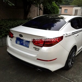UBUYUWANT For kia k5 Car Accessories ABS Plastic Material Rear Wing New Style High Quality Spoiler For Kia Optima K5 2014 2015 фото