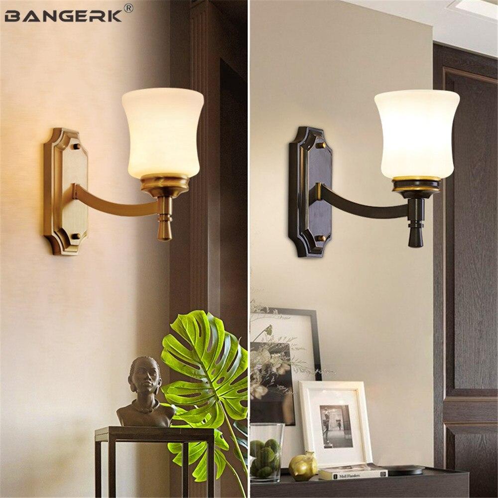 Vintage Led Wall Lamp Loft Decor Copper