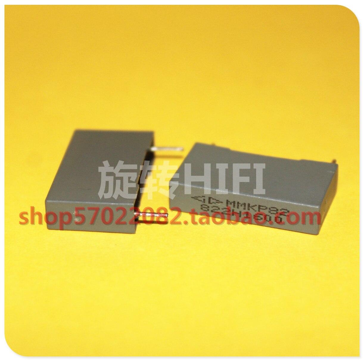 10pcs Xiamen Faratronic MMKP82 822 8.2NF 1600V 8200PF P22.5MM FARA MMKP Gray Film Capacitor 822/1600V 8N2 822H1600