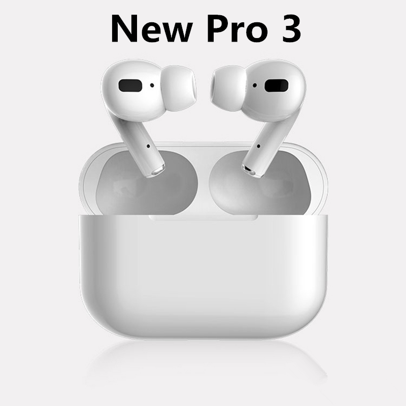 Newest Pro 3 TWS Wireless Bluetooth Earphones Handsfree Headphones In-Ear Music Earbuds Stereo Headset For All Smart Phone