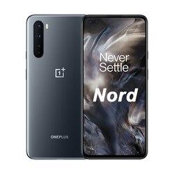 New Nord 5G OnePlus Snapdragon 765G GB 128GB 48MP 8 Quad Câmera 90Hz Display AMOLED 32MP Duplo Frontal Câmera do Smartphone