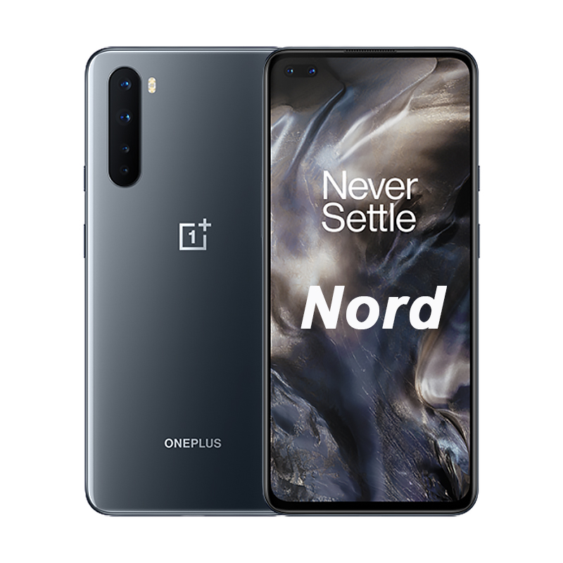 New OnePlus Nord 5G Snapdragon 765G 8GB 128GB 48MP Quad Camera 90Hz AMOLED Display 32MP Dual Front Camera Smartphone(China)