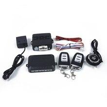 Автомобильная вибрационная сигнализация Система безопасности двигатель зажигания Пуск пусковой пульт