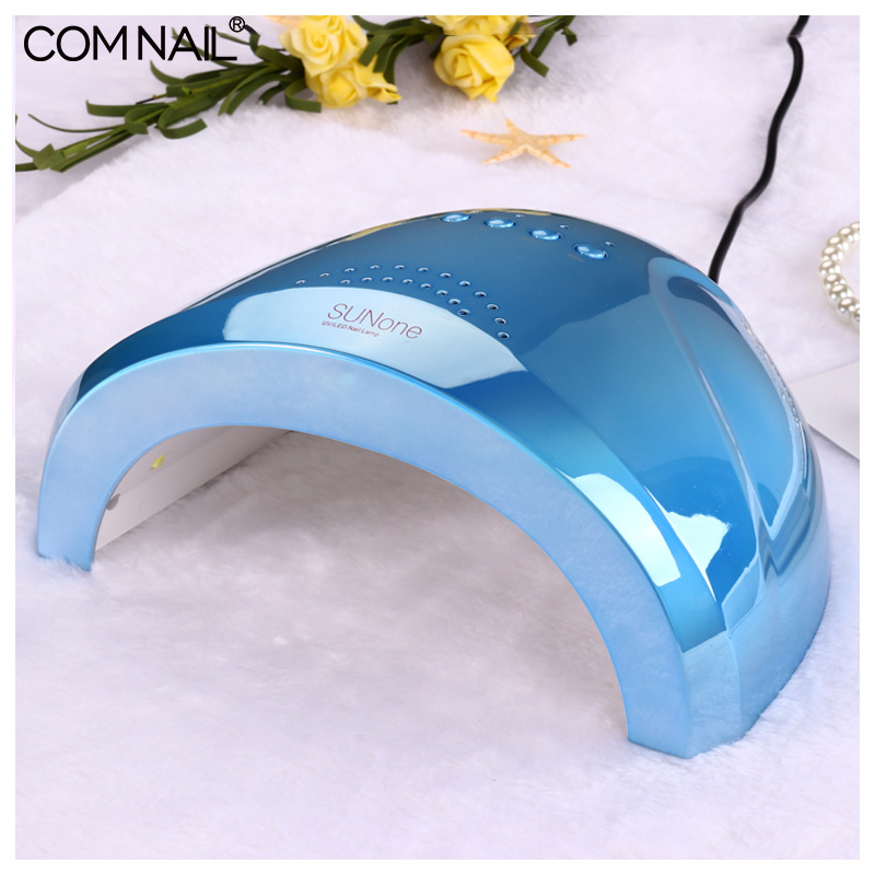 Comnail Sunone UV LED Nail Lamp 30Pcs Leds Fast Drying Auto Sensor Manicure Tools Suit for All Gel Colorful