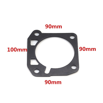 THERMAL THROTTLE BODY ENGINE HEAD GASKET KIT 70MM for HONDA CIVIC B16 INTEGRA B18C1 GSR F22A H22A image