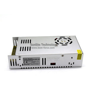 Image 4 - Single Output Switching Power Supply 600W 36V 48V 60V Dc Power Supplies Led Driver Transformer 110v 220v AC DC CNC CCTV Motor