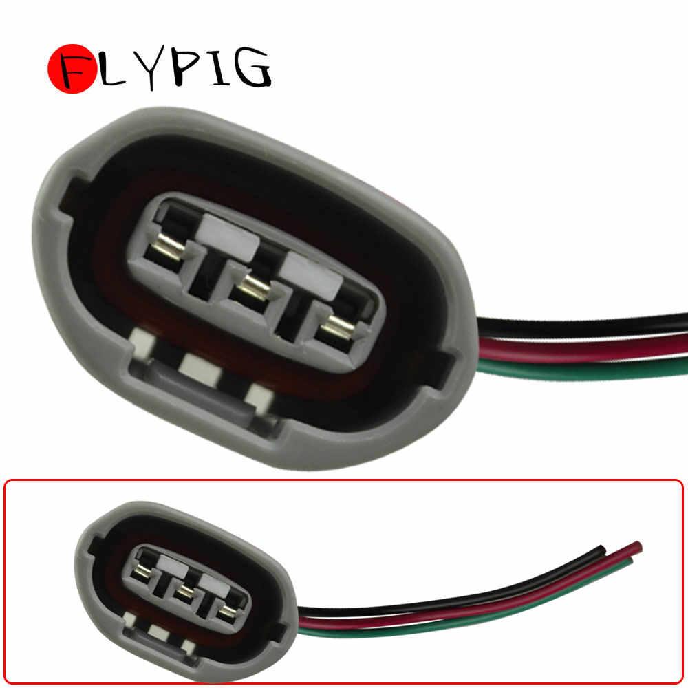 Alternator Lead Repair 3 Wire & Plug Regulator Wiring Harness Plug For  Toyota Suzuki 3 Pin Connectors Harness Drop Shipping| | - AliExpresswww.aliexpress.com