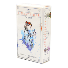 The Linestrider Tarot Cards Deck Siolo Thompson Llewellyn Esoteric New Dance Between Two Worlds To Find Answers You Seek 78 Card