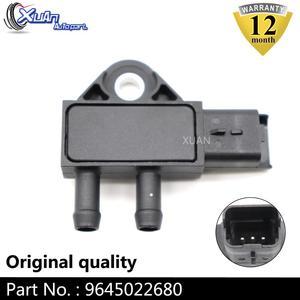 XUAN 9645022680 DPF wydechowy czujnik czujnik ciśnienia różnicowego dla PEUGEOT 1007 2008 206 207 208 3008 307 308 4007 4008 407