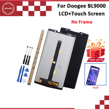 ocolor For Doogee BL9000 LCD Display And Touch Screen 5.99 Tested For Doogee BL9000 Phone Accessories+Tools And Adhesive +Film