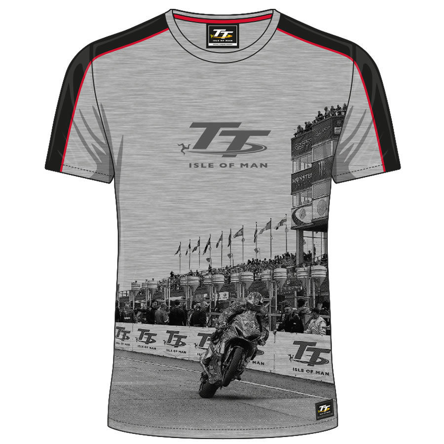NEW For Isle Of Man TT T-shirts Motorcycle Racing T Shirt Motorbike Motocross Riding Men Short Sleeve Casual Clothing
