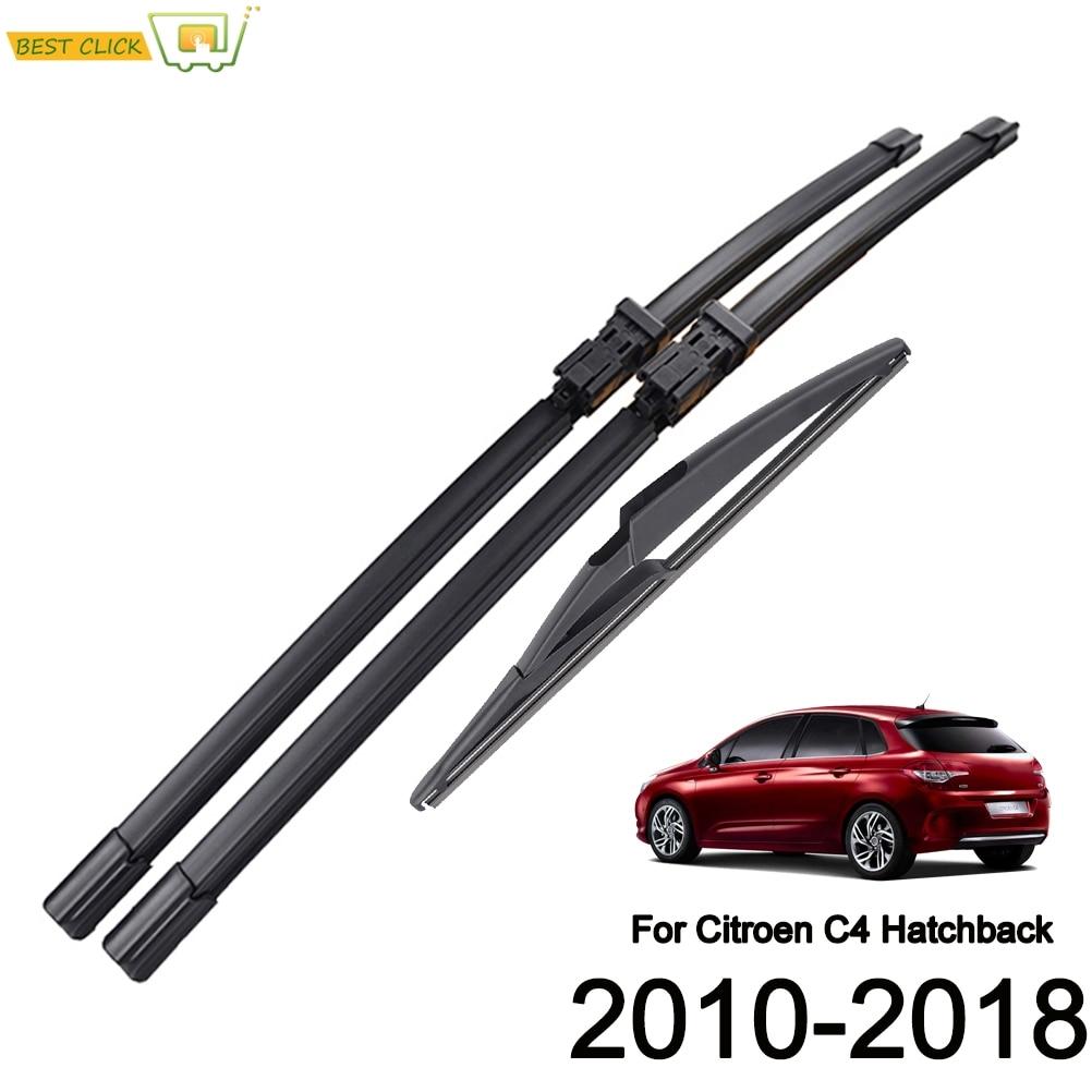 Щетки стеклоочистителя Misima для Citroen C4 Hatchback 2010-2018, 2011, 2012, 2013, 2014, 2016