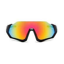 Męskie okulary sportowe okulary sportowe okulary rowerowe okulary mężczyźni kolarstwo okulary rowerowe spolaryzowane okulary rowerowe tanie tanio 76mm MULTI 143mm Z tworzywa sztucznego Unisex