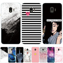 สำหรับ Samsung Galaxy J4 Plus Case Soft TPU ซิลิโคนสำหรับ Samsung Galaxy J4 Plus 2018 J415F SM-J415F J4Plus J 4 Case Capa(China)
