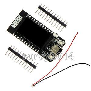 Image 5 - Placa de desenvolvimento para arduino, tela t esp32 wifi e bluetooth 1.14 Polegada placa de controle lcd