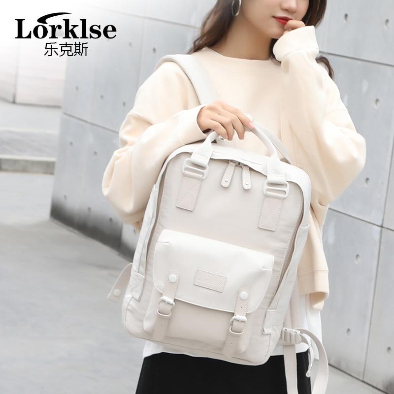 New Waterproof Nylon Kids Backpack Girls For Middle School Students Travel Shoulder Backpacks Children Schoolbags Women Bag