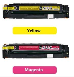 Image 2 - متوافقة ل HP خرطوشة حبر 410A CF410A CF410 CF411A CF412A CF413A اللون يزر برو M452dn/M477fdw