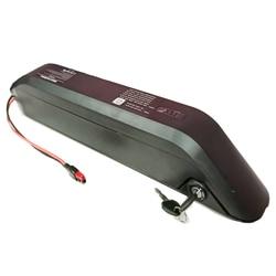 Top qualité Hailong ebike batterie 52V 17Ah 1000W Sanyo GA 48V 17.5Ah côté libération vélo électrique vers le bas tube batterie avec chargeur