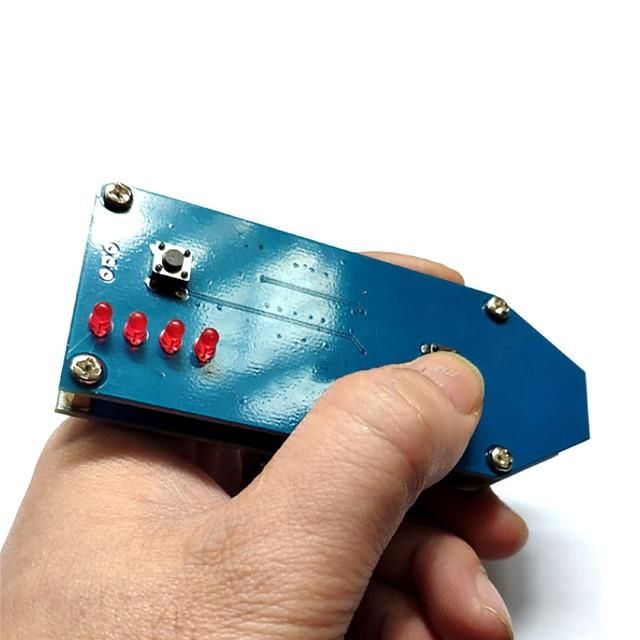 Portable Mini bricolage 18650 batterie Machine de soudage par points stockage dénergie stylo à souder 4V-12V pièces de soudeuse par points