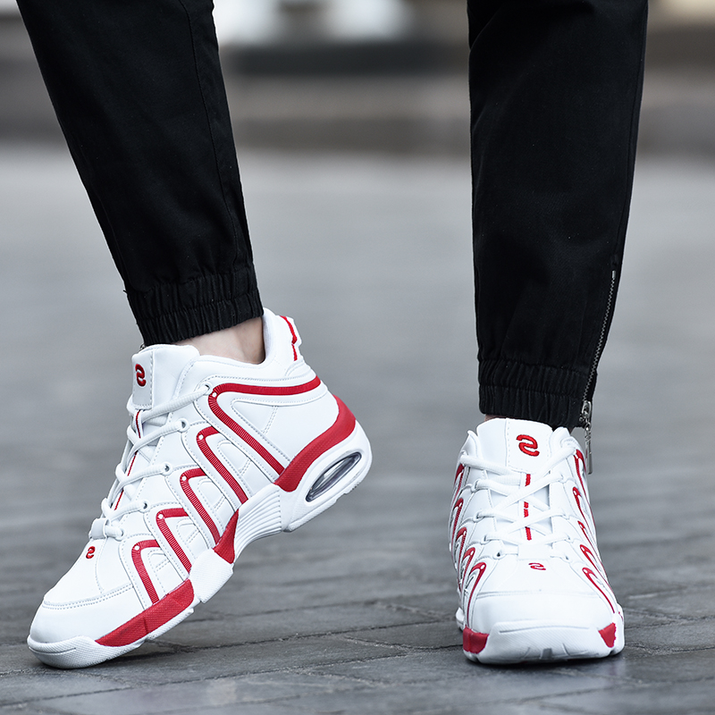 Image 5 - Men Casual Shoes Tenis High Quality Breathable Krasovki Lace Up Luxury Brand Street Leisure Light Sneakers Male Chaussure HommeMens Casual Shoes   -