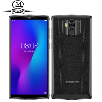 DOOGEE N100 NFC 10000mAh Android 9.0 Mobile Phone 4GB + 64GB 5.99'' FHD+ Display Helio P23 MT6763 Octa Core 21MP 4G Smartphone 1