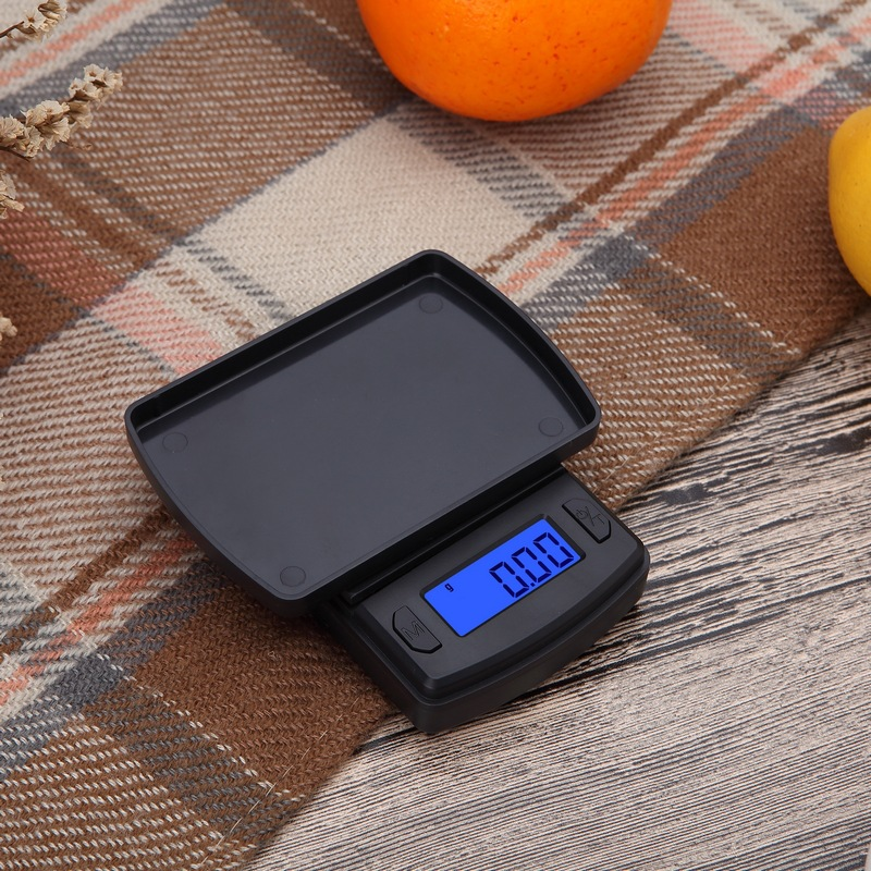 NEW 100g/200g/300g/500g x 0.01g Mini Pocket Digital Scale for Gold Sterling Silver Jewelry Scales Balance Gram Electronic Scales