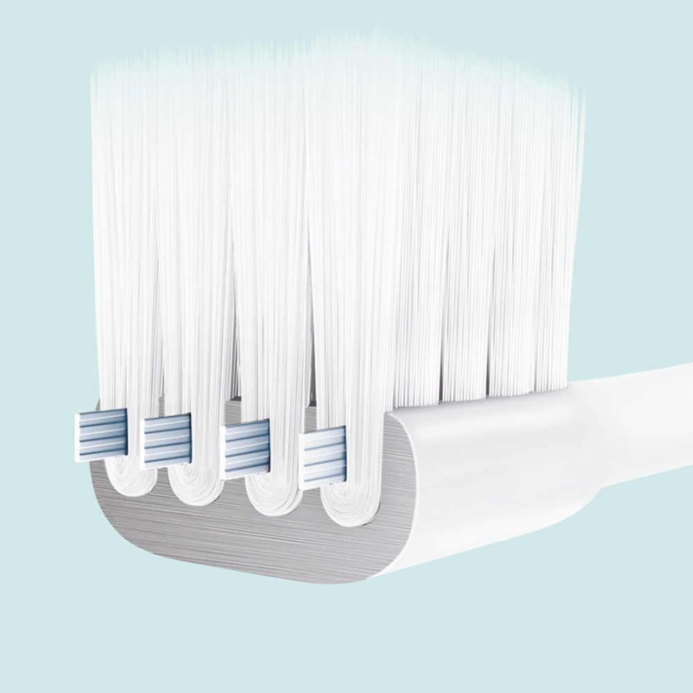オリジナルyoupin医師b若者のバージョンベット歯ブラシ快適なソフトブラシグレー & ホワイト選択する歯科ケアsoocas