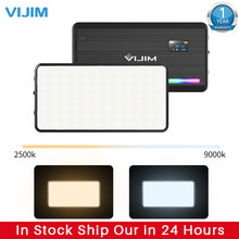 VIJIM VL196 2500K-9000K Mini Video LED Light Fill Light Built-in Battery for Phone Camera Photography Shooting Studio(China)