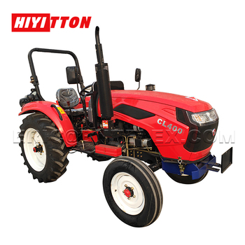 agricultural machine wheel tractor 30hp 40hp small tractor Rice Farming Tractor Agricultural Tractor for Sale walking tractor 15hp rotary tiller tractor single cylinder diesel engine agricultural small tractor