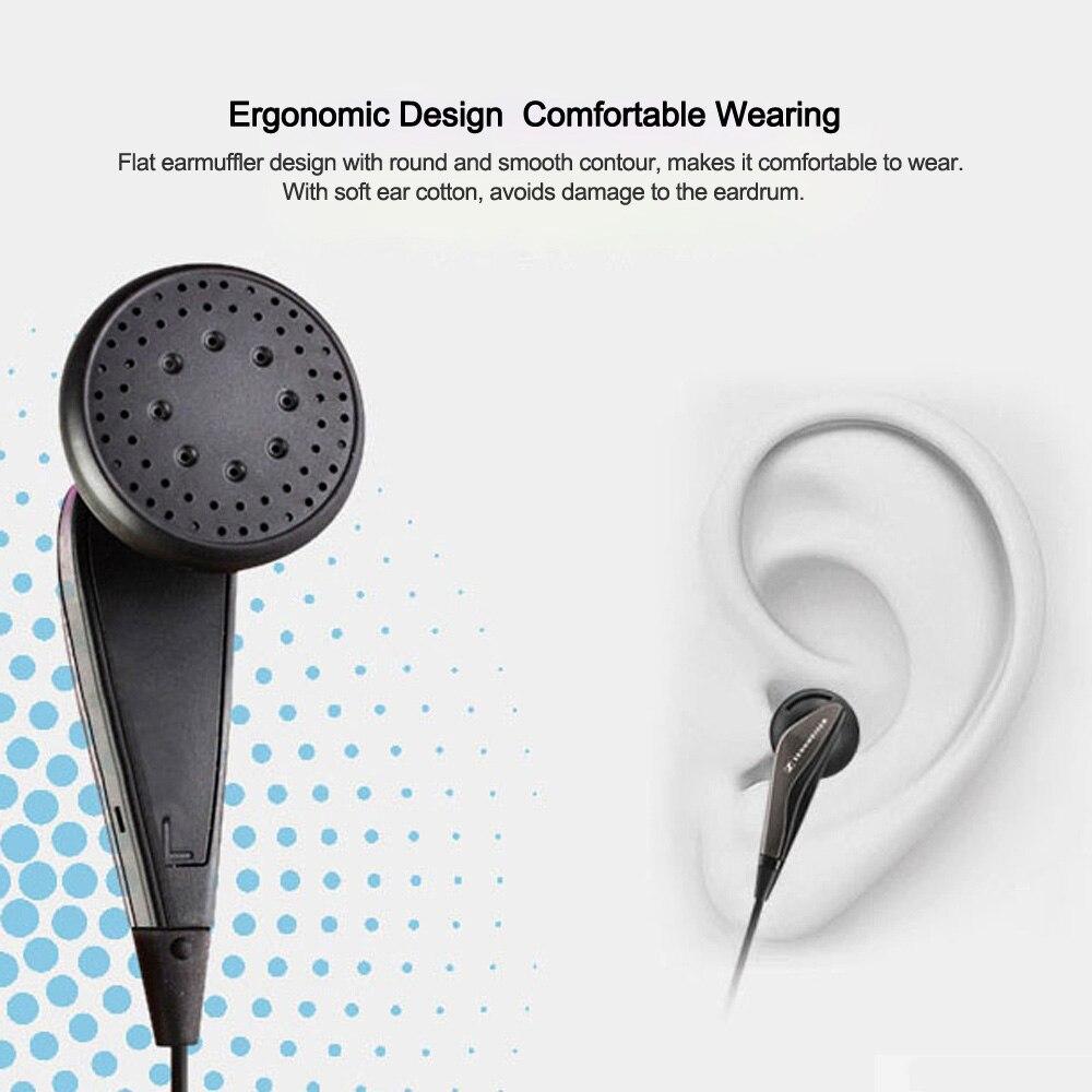 Sennheiser mx375 original fones de ouvido estéreo