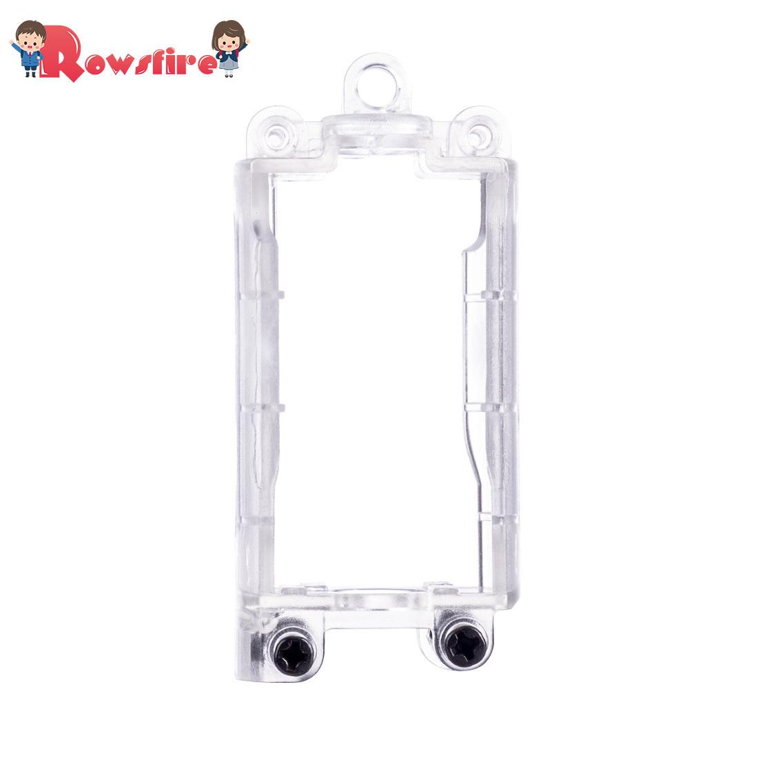 Rowsfire 1 Pcs JM Original Motor Frame For JM Gen.8 M-4A1 Water Gel Beads Blaster Modification Hot Sale - Transparent