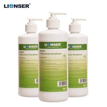 3 Bottles 500 ml/Bottle Antibacterial Disinfectant Hand Sanitizer Gel Hand Sanitiser Household Disinfectant