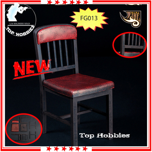 Fire Girl Toys 1/6 scale action figure accessories action figure Toys furniture Assembled Batman Chair ABS Chair Model For 12In