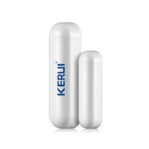 Image 4 - KERUI 2pcs 433MHz Portable Smart Home Alarm Sensors Detectors Wireless Window Door Magnet Sensor Detector For Kerui Alarm System
