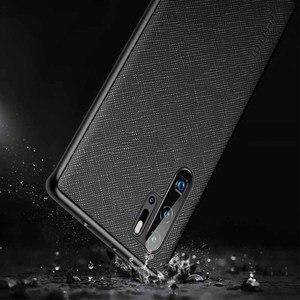 Image 5 - Чехол из натуральной кожи для Huawei P30 Pro, прочный чехол накладка, чехол для Huawei P30 P30Pro, Защитный корпус