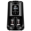 Smart Kaffee Maschine LCD Smart Touch Kaffee Topf Haushalt Kleine Voll Automatische Amerikanische Tropf Typ Schleifen Bohnen Maschine