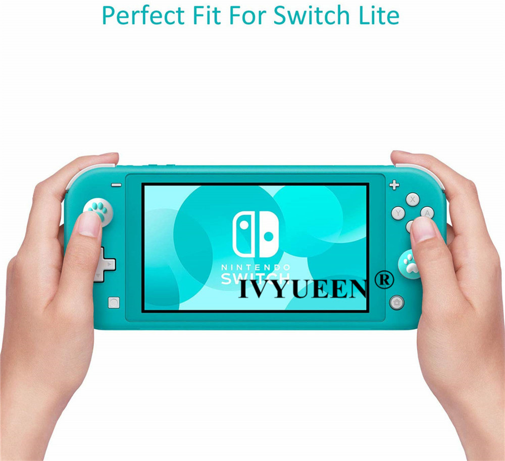 for Nintend switch lite joycon joy con analog thumb stick grip caps 08