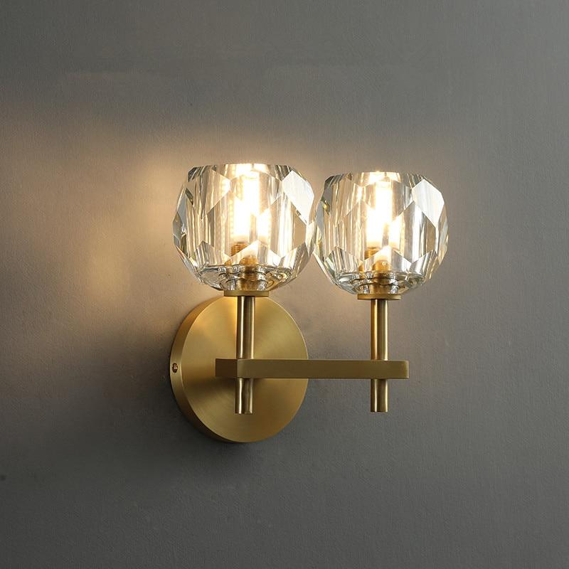 arandela para o quarto decoração casa lâmpada