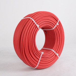 Image 3 - 100meters/roll 1x6sq mm PV Cable Black&Red color Optional Copper Conductor 10AWG Solar Cable for MC3 Connector