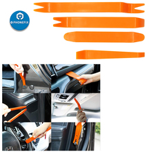 4Pcs 7Pcs Plastic Prying Tool Interior Door Clip Trim Panel Dashboard Removal Tool Car Disassembly Tools Car Radio Installer cheap DIYPHONE Electrical Combination Car Auto Trim Removal Tool Kit Case Computer Tool Kit Car interior disassembly tool Audio Dash Door Panel Trimming Tool